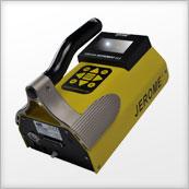 Jerome J405 Portable Mercury Vapor Monitor w/ datalogging