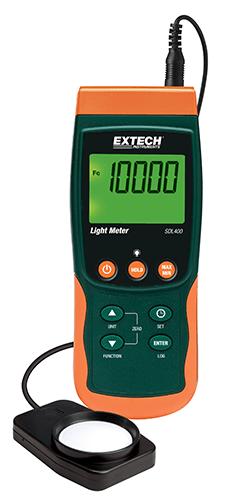 Extech SDL 400 Light Meter