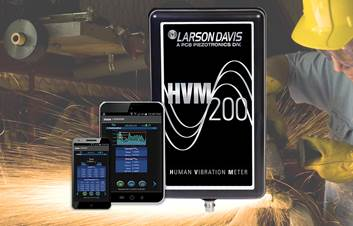 Hand Arm Human Vibration Meter