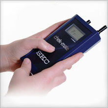 Digital Flow Meter Calibrator for Pumps