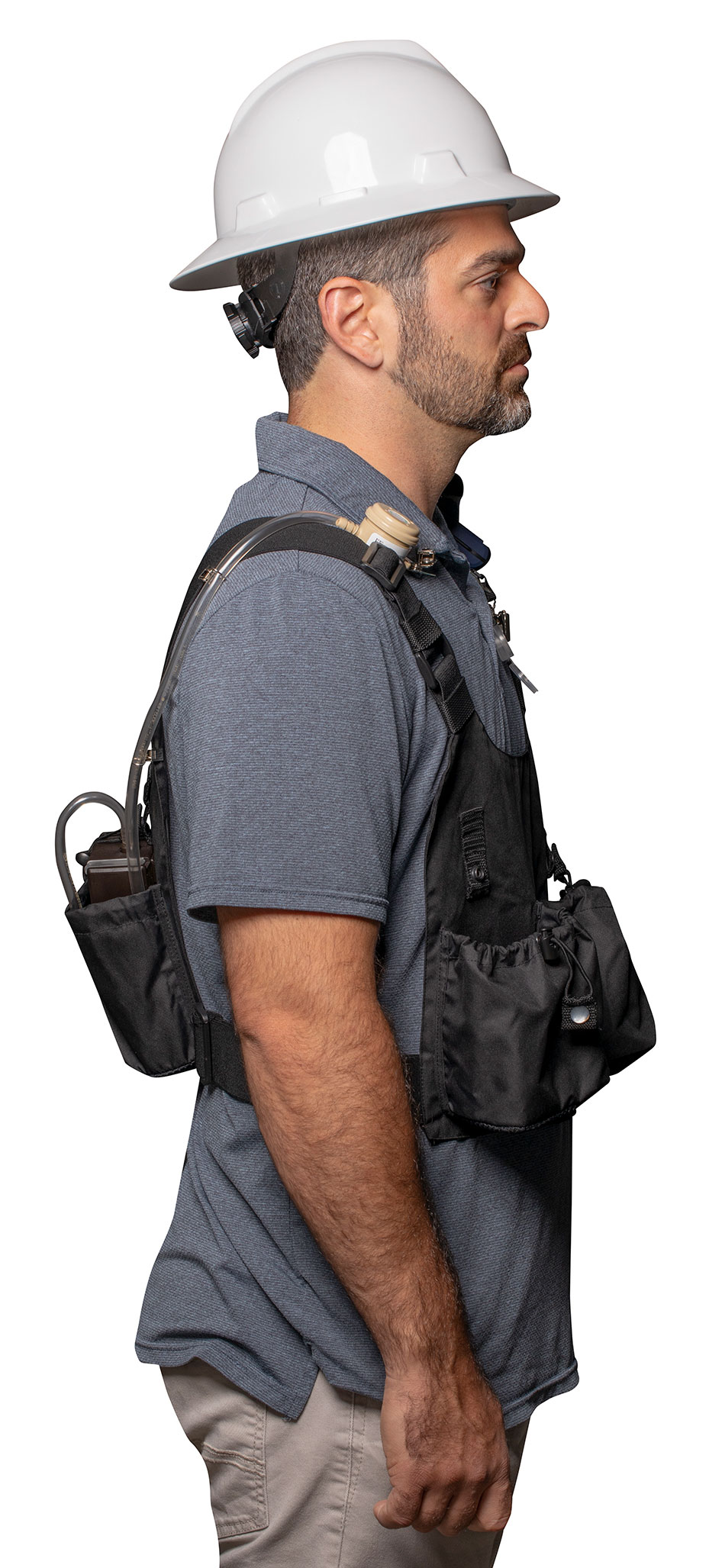 SGS Galson Personal Exposure Vest