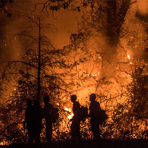 SmartSense for Wildfires