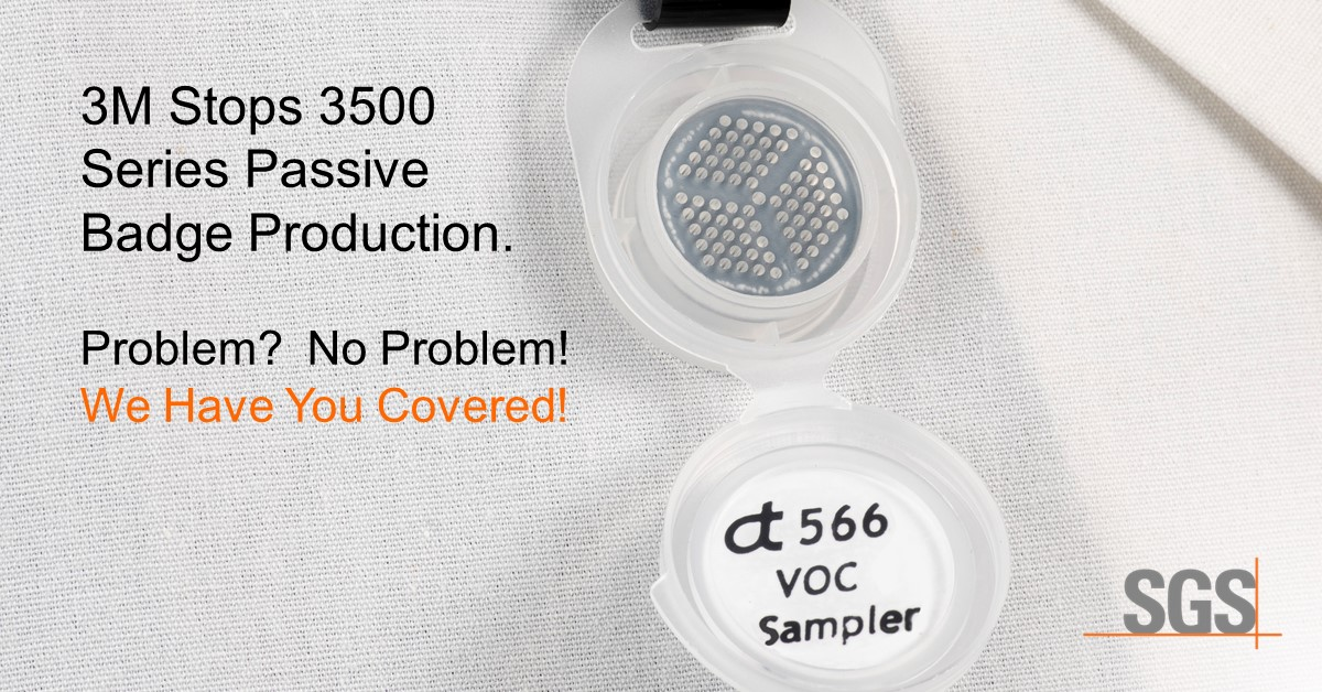 Get the High Quality and Defensible Data You Need Without Losing the Integrity of Your 3M 3500-Based Exposure Programs