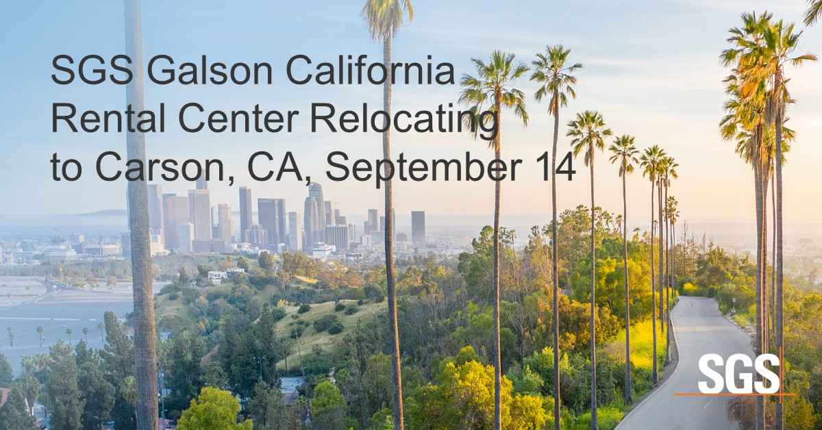 New California Rental Center Will Serve Nine Western States from Carson, CA Location